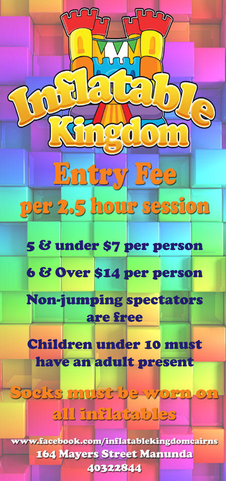 Entry-Fee-for Inflatable Kingdom
